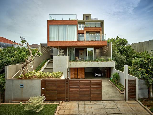 Cara Mendesain Home Lift Jakarta Modern