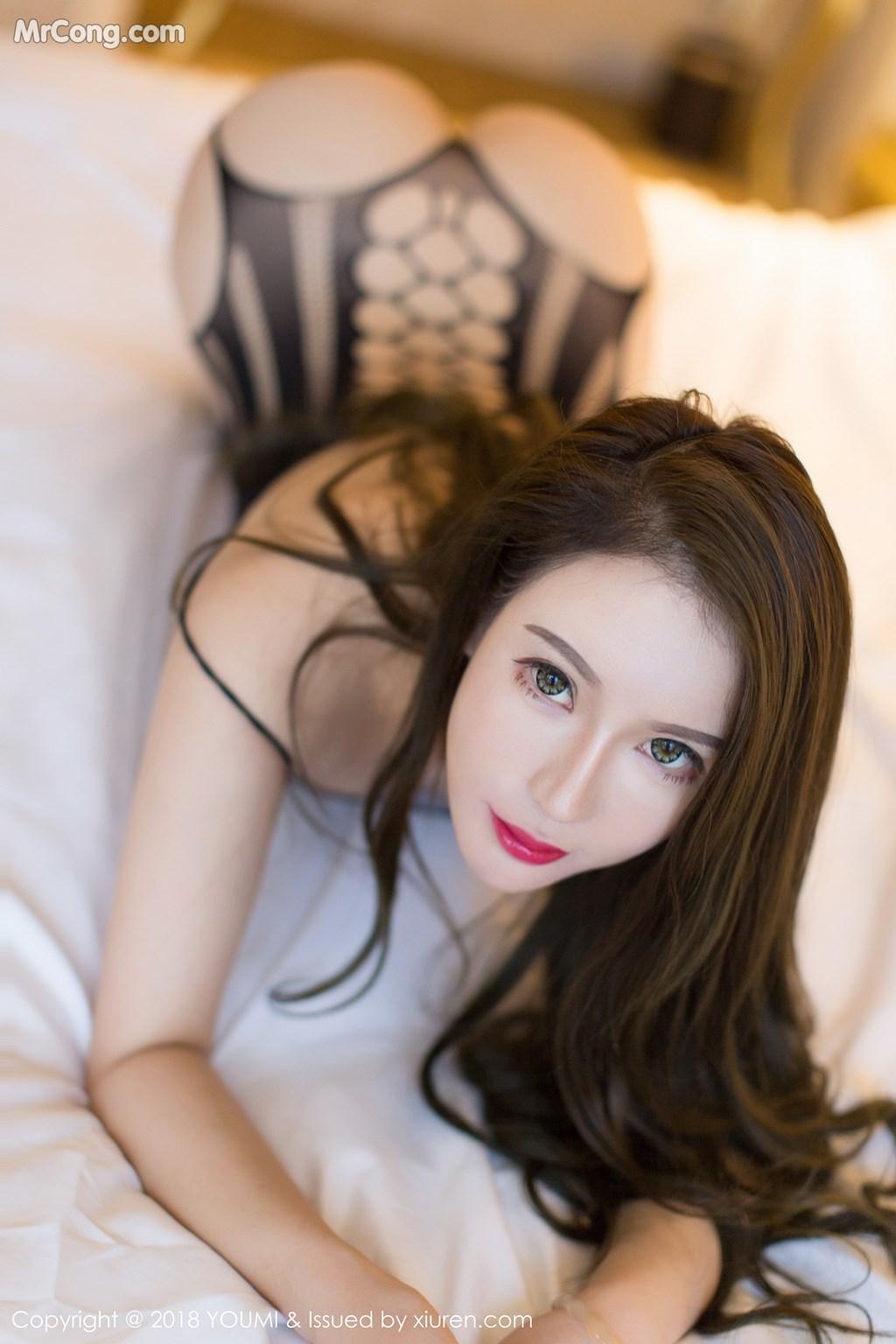 Image YouMi-Vol.123-Egg-MrCong.com-043 in post YouMi Vol.123: Người mẫu Egg-尤妮丝 (49 ảnh)