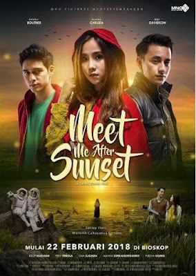 Sinopsis Meet Me After Sunset (2018)