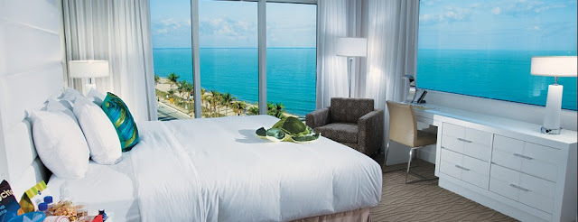 Find beachside bliss at the B Ocean Resort located directly on the famous Fort Lauderdale Beach and just minutes from Fort Lauderdale-Hollywood International Airport, Port Everglades, and downtown Las Olas Boulevard.