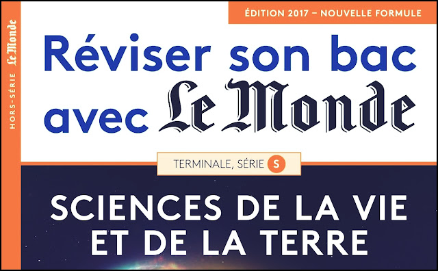 مع هذا الكتاب الضخم يمكنك مراجعة جميع دروس علوم الحياة والارض للسنة الثانية بكالوريا باللغة الفرنسية