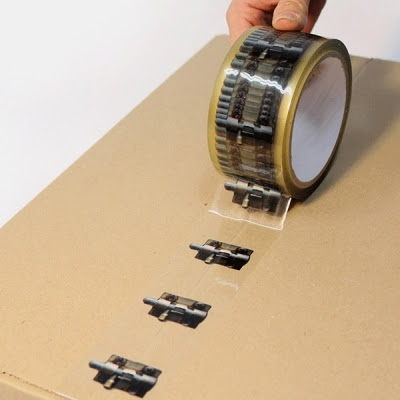 Awesome Packing Tapes and Coolest Packaging Tapes (15) 11