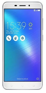 Loot Deal Asus Zenfone 3 Laser (Glacial Silver, 4GB, 32GB)