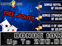 MncQQ - Channel Poker Terbesar di Indonesia