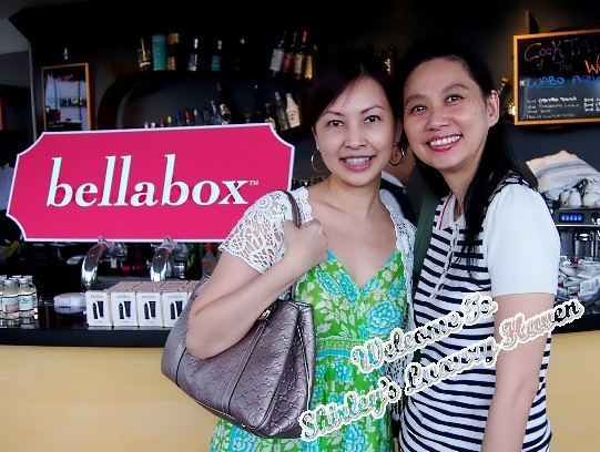 tgif with bellabox blogger events