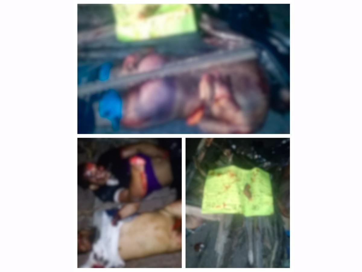 CJNG mata a 4 personas por hacerse pasar por ellos en Sayula de Alemán, Veracruz