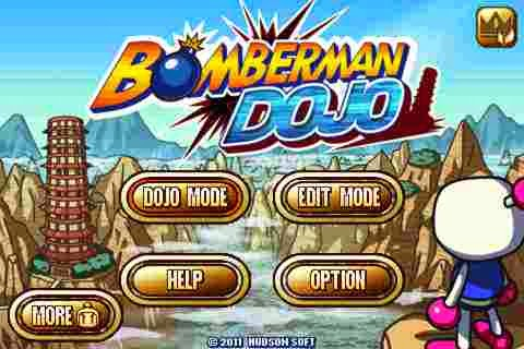 New-BomberMan-Dojo-for-iPhone/iPad