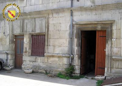 PULLIGNY (54) - Maison des Loups (XVIe)