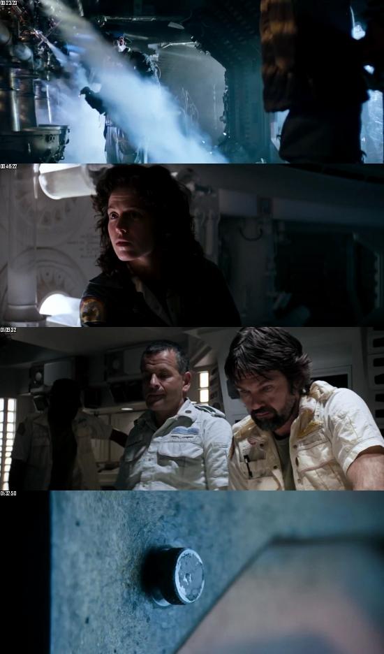 Alien 1979 Director Cut Dual Audio Hindi 480p BluRay 350mb