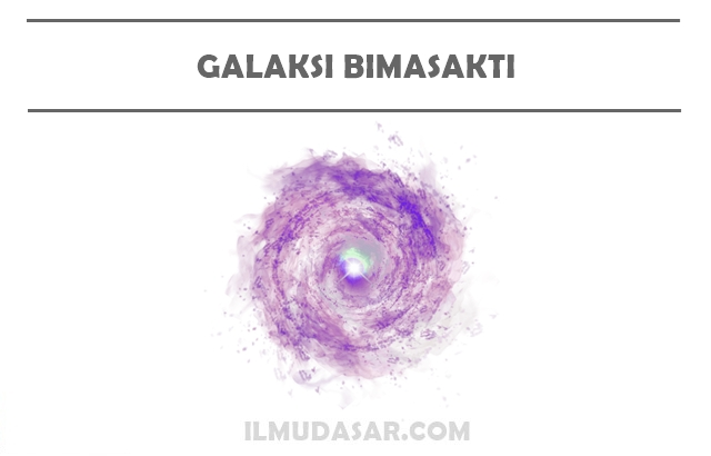 Pengertian dan Ciri Galaksi Bimasakti