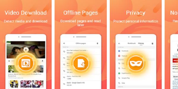 Aplikasi Phoenix Browser