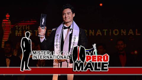 Mister International 2017 is Korea