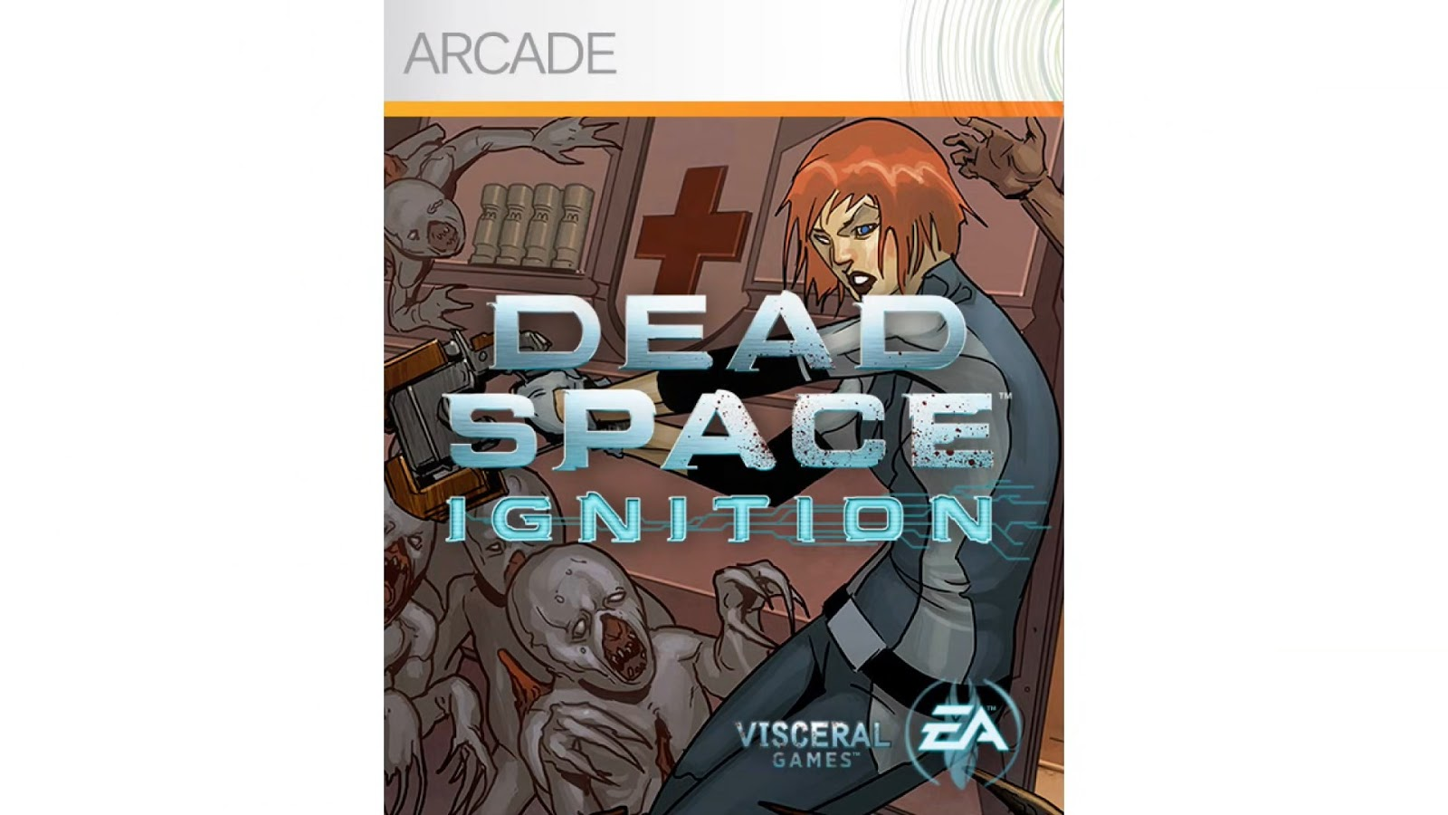 Gaming Backlog Xbox360 Quick Look Dead Space Ignition 2010