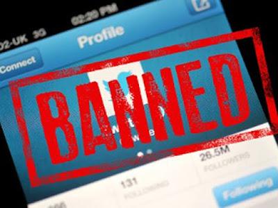 perkara dilarang, perkara dilarang di china, china sekat facebook