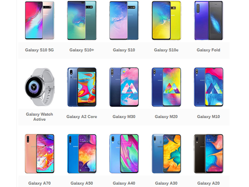 Daftar Hp Samsung Terbaru Resmi Indonesia Update Juni 2019 Elppas