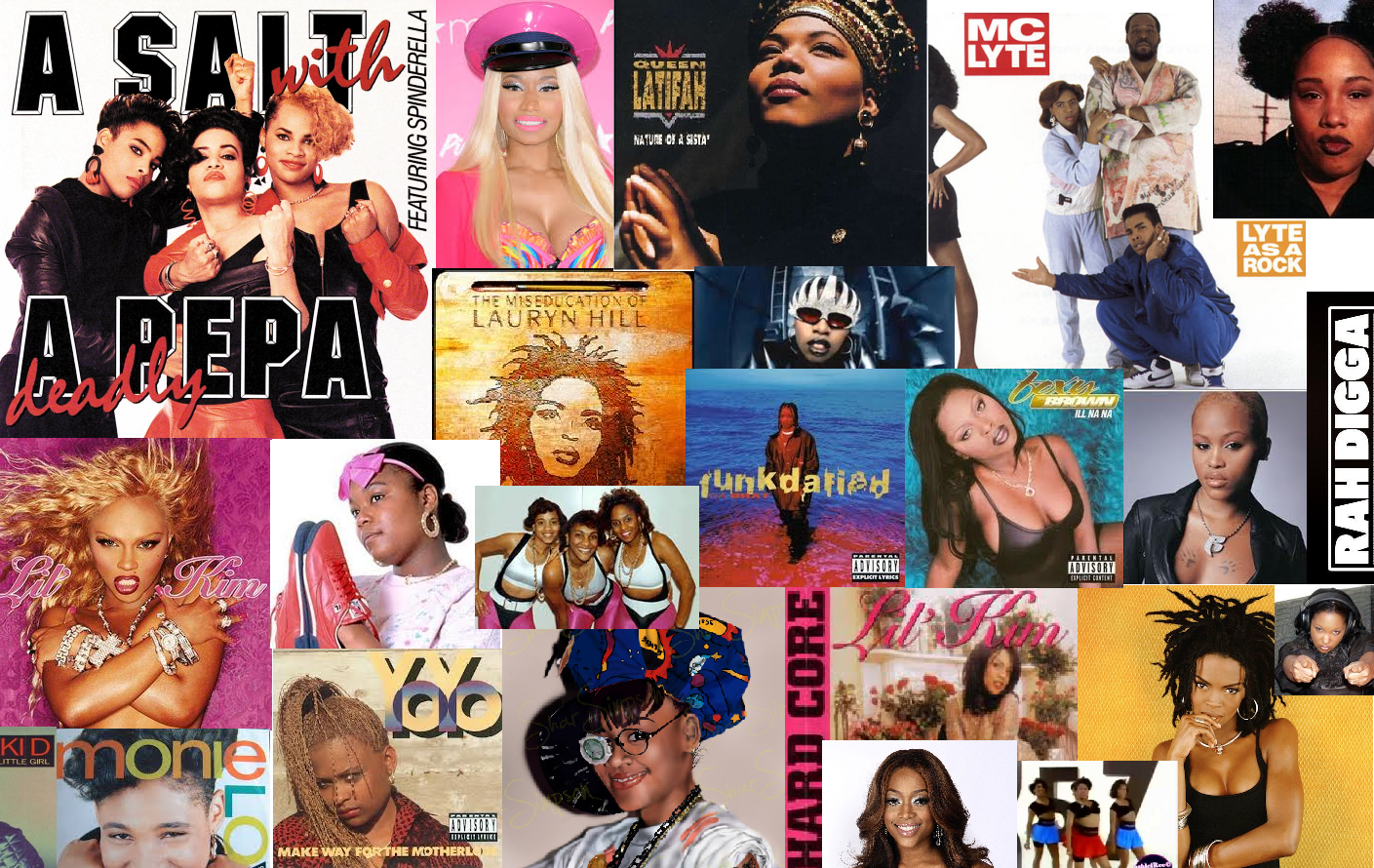 Skewer System My Totally Biased 10 Greatest Female Rappers