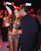 Vijay Mallya and Poonam Pandey