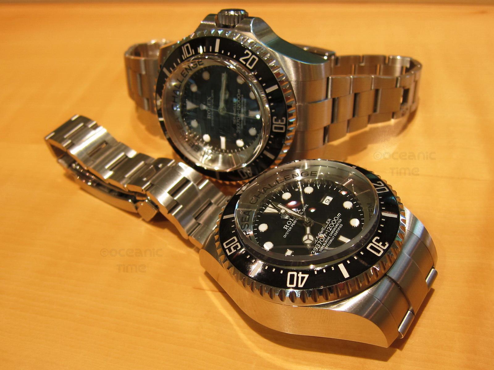 5da29c80e42 Rolex Deepsea Challenge 2012 Price