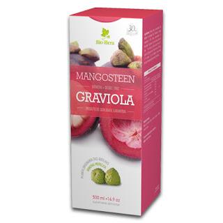 Graviola + Mangostão