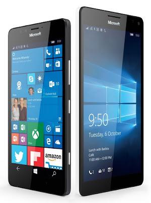 Lumia 950 & Lumia 950 XL