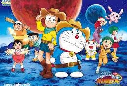 Doraemon petualangan seru