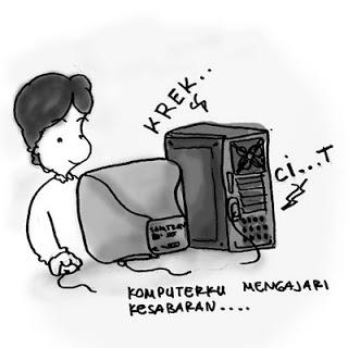OpO ~ Cara Mengatasi Komputer Atau Laptop Yang Lemot