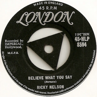 Nelson what you download believe ricky say