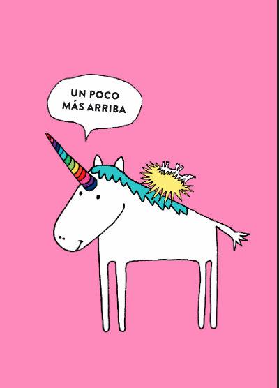 Imágenes de Unicornios con Frases Mensajes