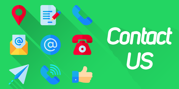 How to make contact us page in blogger