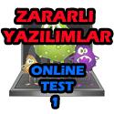Zararlı yazılımlar test 1