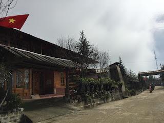 H'mong-Stilt-House