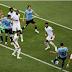 Uruguay se clasifica a octavos