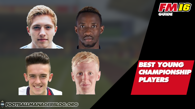 Best Young Championship Players FM 2016