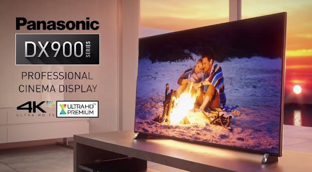 Kualitas TV Panasonic 4K