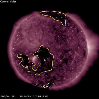 A NOAA egy műholdja erős mágnesességet mért