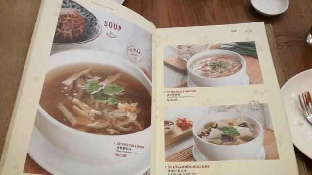 Bubur Di Ta Wan Restaurant