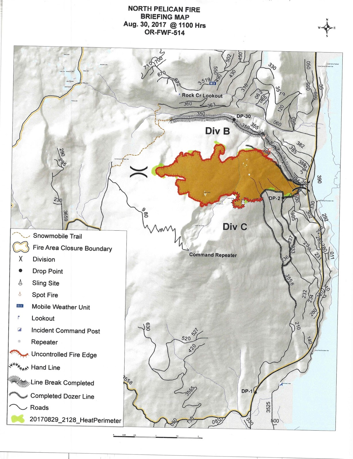 daily wildfire prescribed fire information maps and social media links can be found at scofmp blog http bit ly 2sk5yhy