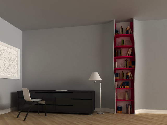 Innovative Bookshelves and Coolest Bookcases (15) 13