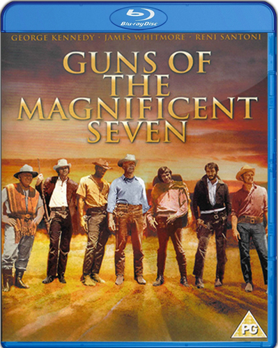 Guns of the Magnificent Seven [1969] [BD25] [Subtitulado]
