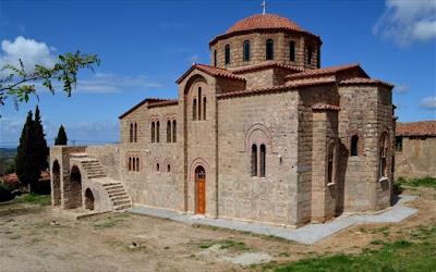 Θυρανοίξια σημαντικού βυζαντινού μνημείου
