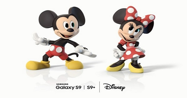 Samsung bring Disney characters to AR Emoji feature