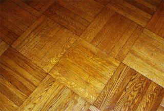 Parquet Floor Repair - NYC