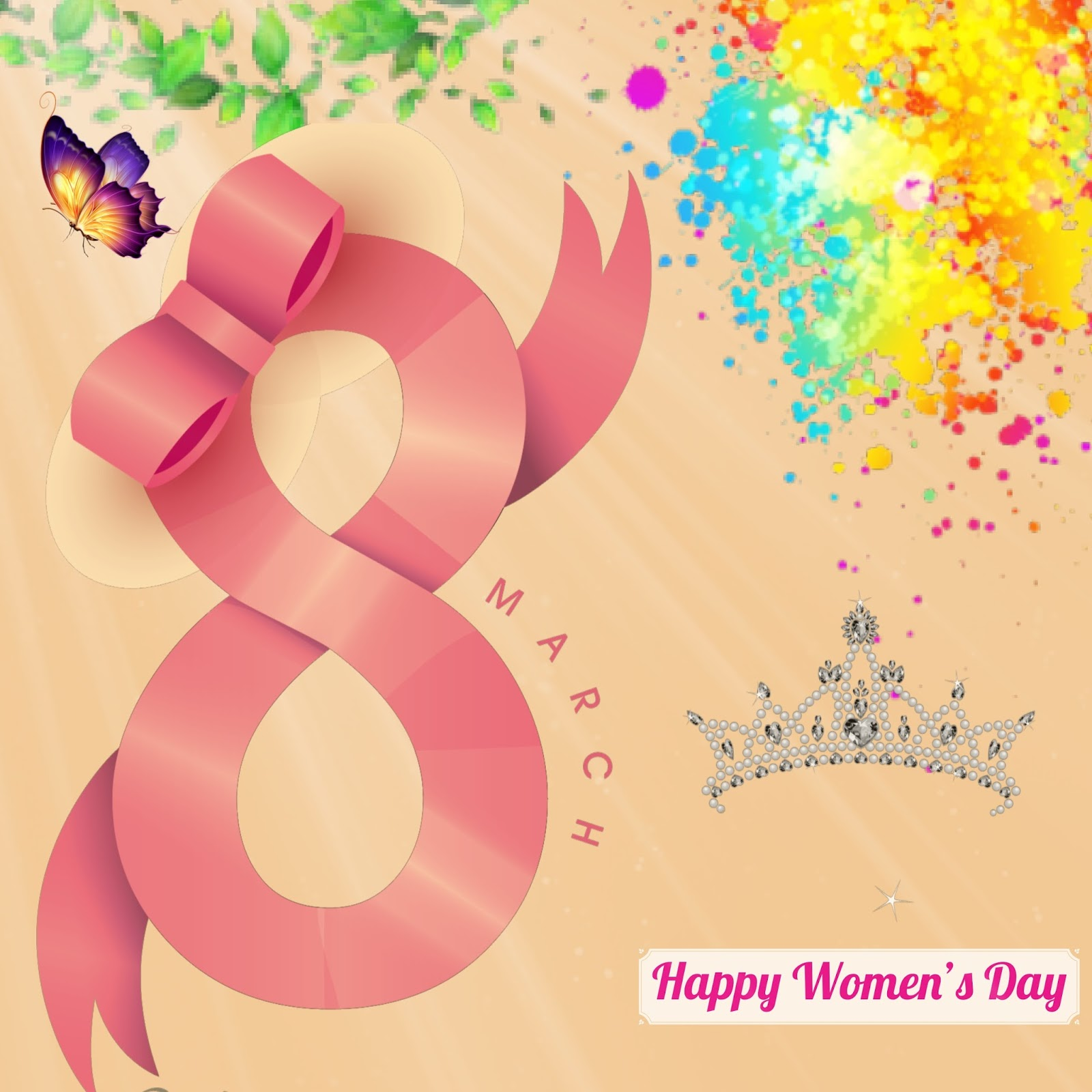 Womens Day Quotes In Telugu: Greetings.Live*Free Daily Greetings Pictures Festival GIF