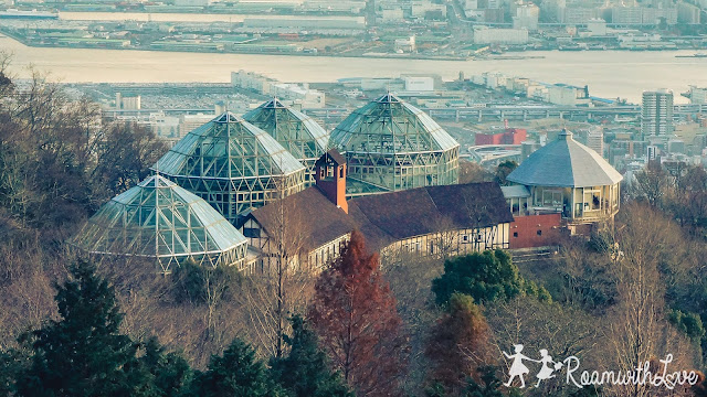 Kobe,โกเบ,สเต็ค,บ้านฝรั่ง,รีวิว,เที่ยว,ญี่ปุ่น,สวีท,ความรัก,nunobiki,herb,garden