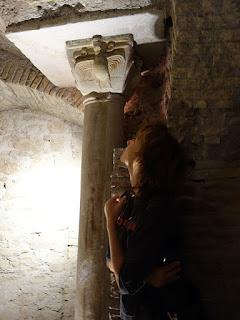 Ilha roma turismo subterraneo2 - A Ilha Tiberina