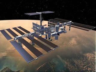 Estación Espacial Internacional. La construcción más cara del mundo. Las construcciones más caras de la edad moderna. La infraestructura más costosa del mundo.
