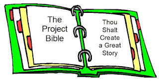 Preplanning For NaNoWriMo (A Project Bible) by Catherine E. McLean for Writers Cheat Sheets