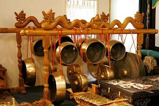 Sejarah Alat Musik Gong