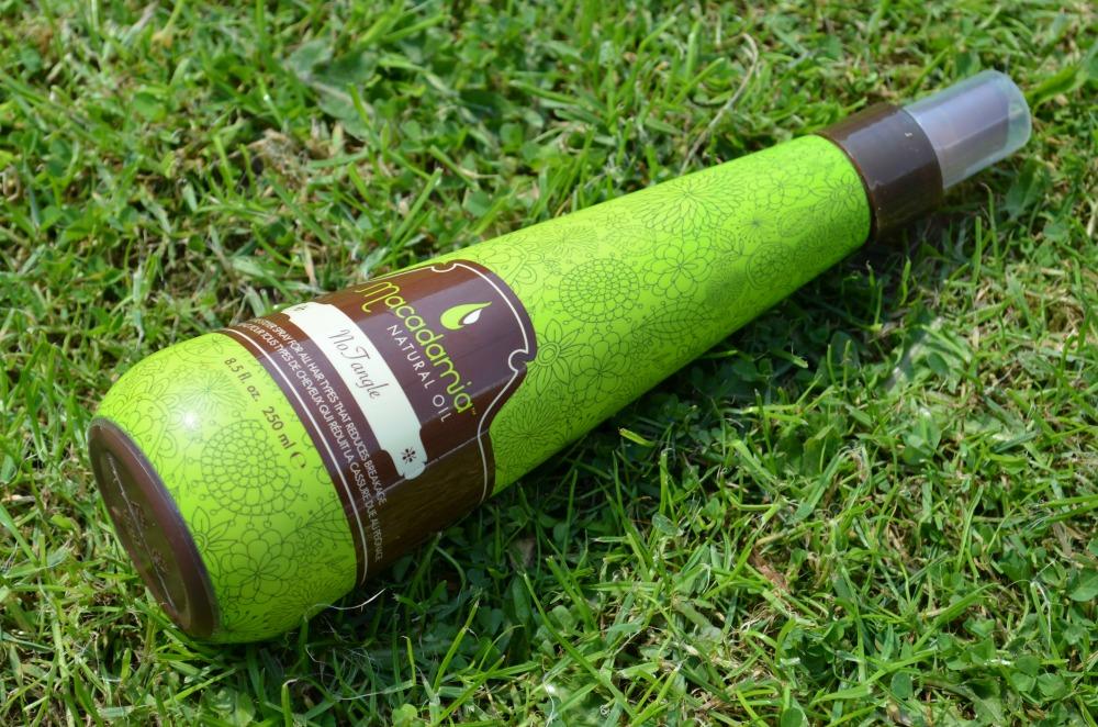 Macadamia Oil No Tangle Spray Review