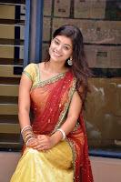 HeyAndhra Yamini Half Saree Photos HeyAndhra.com